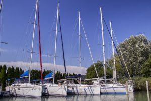 Sailbalaton flotta